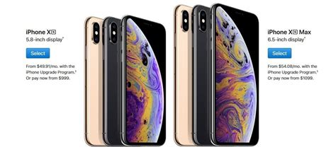iphone xr vs iphone xs vs iphone xs max comparing the key specs f3news