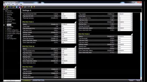 tutorial e design abb maleta ekip t p teste e programa 231 227 o para disjuntores abb