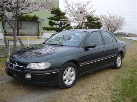 opel japan opel omega cd 1999 used for sale