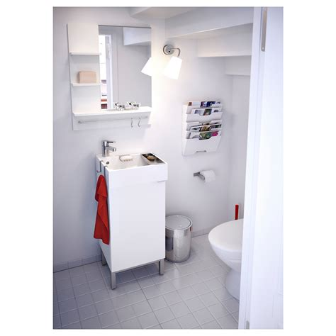 wash basin with cabinet lill 197 ngen wash basin cabinet with 1 door white 40x38x64 cm