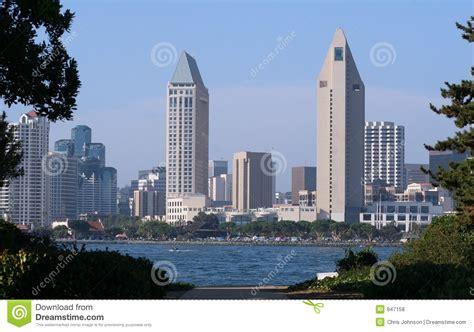 san diego buildings royalty free stock photos image 947158