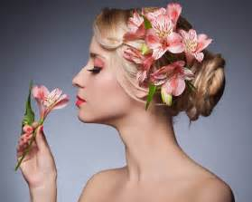 flower hairstyles sizzling magazine