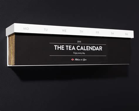 Tea Calendar The H 228 Lssen Lyon Tea Calendar The Inspiration Room