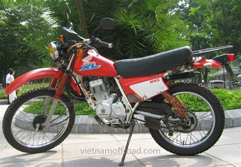 Spare Part Yamaha Yt 115 discontinued honda xl125 trail bike 125cc hanoi