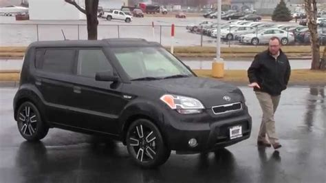 Used Kia Dealerships Used 2010 Kia Soul Shadow For Sale At Honda Cars Of