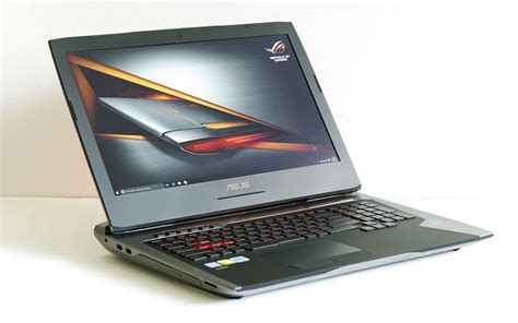 Laptop Asus Rog G752vs asus republic of gamers g752vs oc edition review computershopper