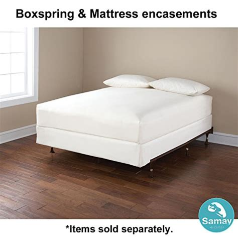 Best Mattress And Box Covers For Bed Bugs by Bed Bug Mattress Encasement Compare Buglock Protection