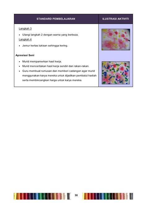 Panduan Pengajaran Seni Dalam Islam panduan pengajaran seni visual tahun 1