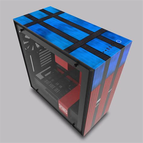 Fit Bag Mlg Edition Tas Gaming nzxt announces limited edition h700 pubg licensed 10 profits going to charity