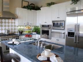 kitchen cabinets granite countertops blue granite countertops white cabinets blue pearl