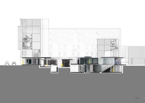 render section section architecture render images