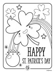 st s day coloring sheet 12 st s day printable coloring pages for adults