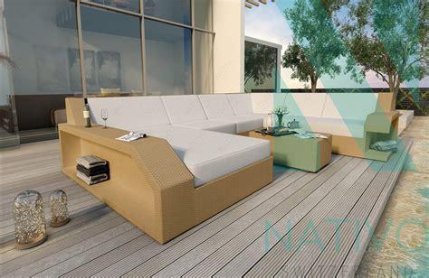 divani rattan divano per il giardino matis nativo mobili in rattan