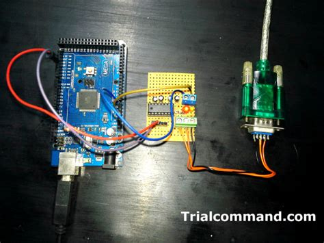 arduino slave modbus rtu rs trialcommand
