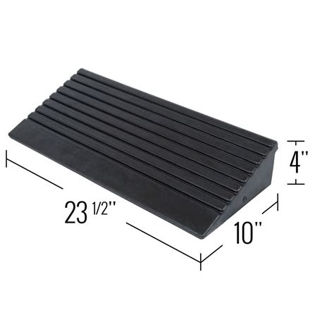 guardian rubber curb ramp     discount ramps