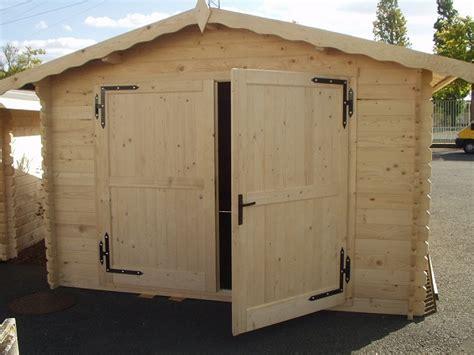 Supérieur Bureau De Jardin Pas Cher #6: photo-hd-prod-Garage-bois-en-kit-Toulouse%2020m%C2%B2.jpg