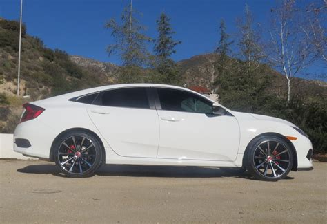 2007 honda civic black rims new concave custom 19 inch wheels on lx 2016 honda