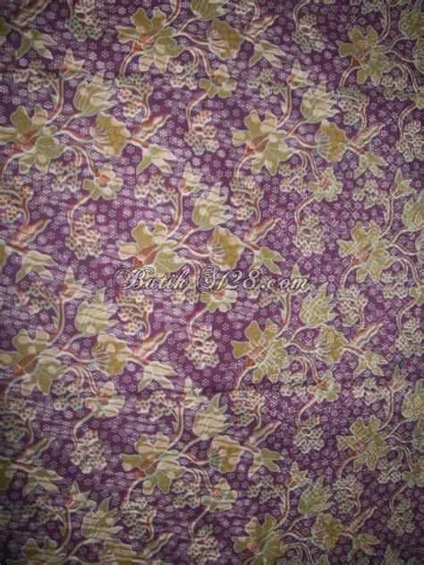 Kain Batik Jumputan Handmade Warna Ungu jual kain batik warna ungu dengan harga murah karena langsung dari pengrajin k278 toko batik