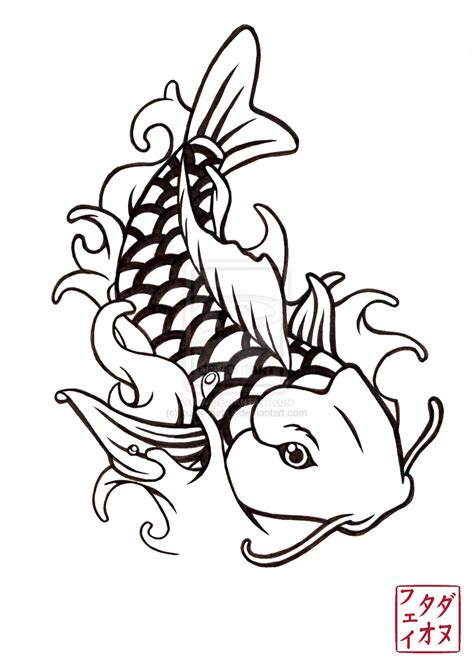 chinese fish tattoo designs design design