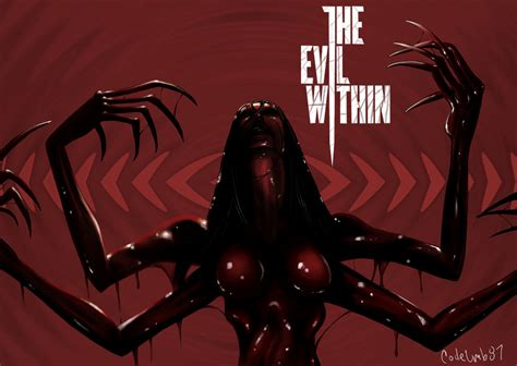 Anime Evil Or Live Trailer The Evil Within By Code Umb87 On Deviantart