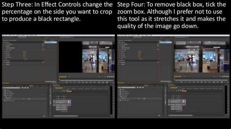 adobe premiere pro how to crop video how to crop a video in premiere pro cs6