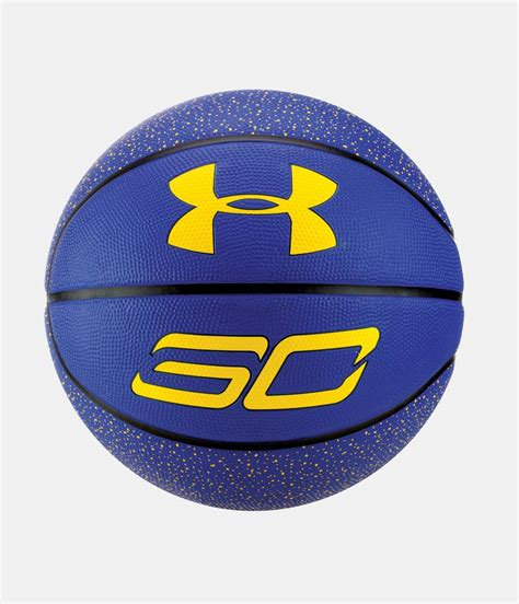 Underarmour Basketball sc30 mini basketball armour us