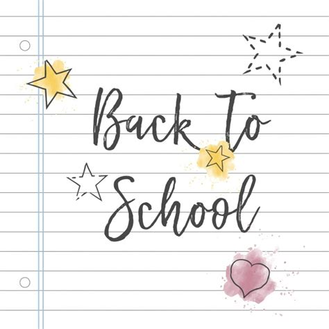back to school backgrounds back to school background design vector free