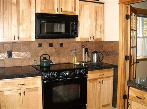 hickory cabinets with granite countertops marble countertops with hickory cabinets counters