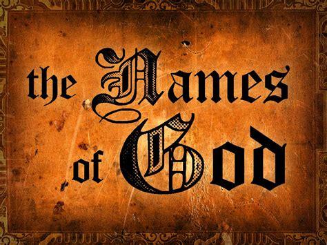 of god the 101 names of god frashogard