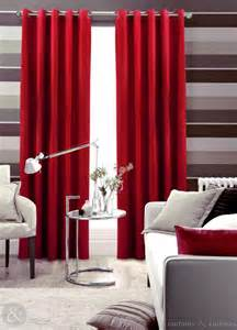 Red And White Bedroom Curtains Red Curtains Bedroom Tuccis Info