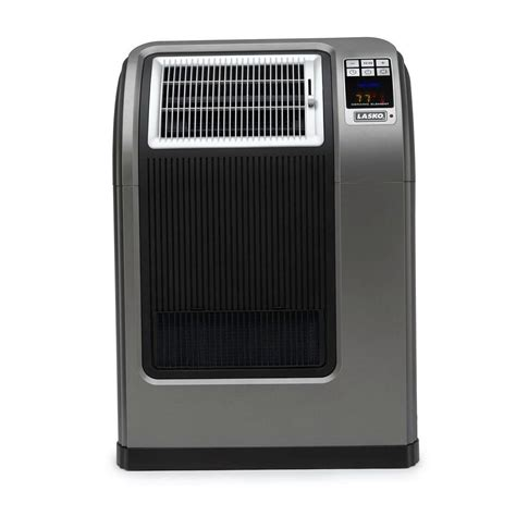 lasko cyclonic digital ceramic portable heater with remote