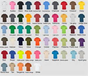 gildan shirt colors gildan t shirt colours images