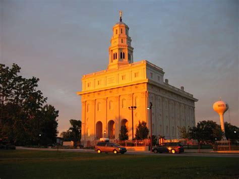 Byu pictures of the lds nauvoo temple