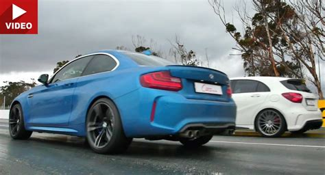 what does amg stand for in mercedes can bmw s m2 stand up against mercedes amg s a45