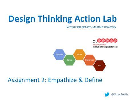 design thinking definicion design thinking empathize define