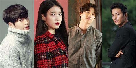 along with the gods private won iu won bin gong yoo and kim woo bin almost starred in
