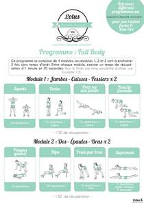 programme fitness n 176 2 lotus bouche cousue