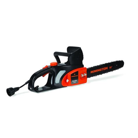 remington 16 in 12 electric chainsaw shop your way