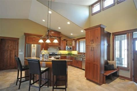 stainless steel topped kitchen islands the bi level quartz topped kitchen island has a