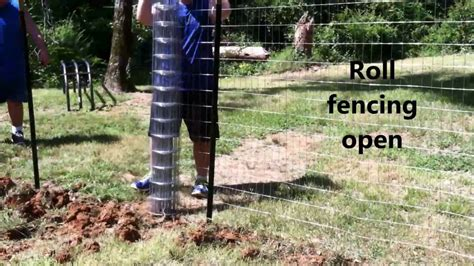 build a square foot garden wired how to wiki how to build welded wire or mesh fence youtube