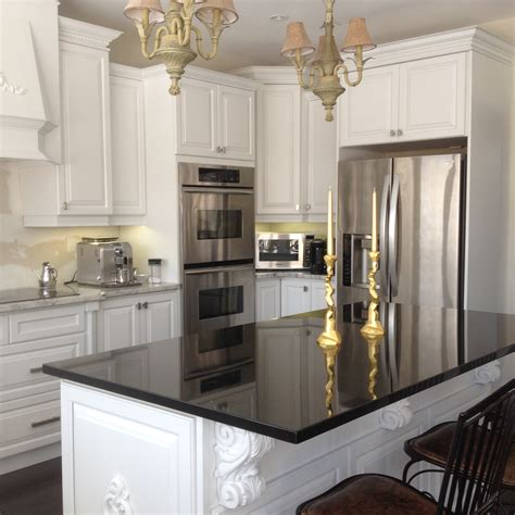 Spray Painting Kitchen Cabinets White Spray Painted Kitchen Cabinets Done In Sherwin Williams Kem Aqua Lacquer Cabinet Refinishing