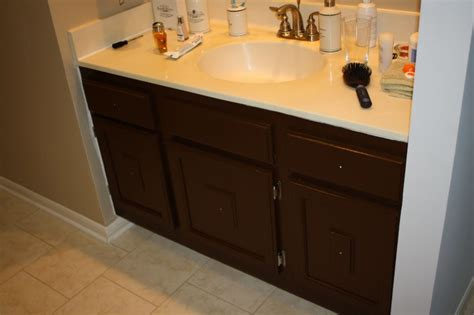 brown painted bathrooms cabinets painting brown bathroom cabinets abstract swirls bathroom cabinet ideas