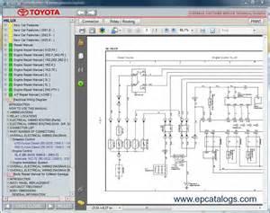 toyota hilux rzn142 vzn167 kzn165 kdn145 repair manual cars repair manuals