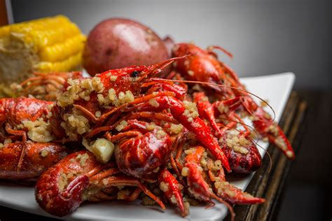 Comfort Food Houston Our 5 Favorite Crawfish Dishes Around Town Houstonia