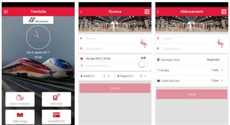 trenitalia tempo reale mobile l app di trenitalia ci informa sui ritardi in tempo reale