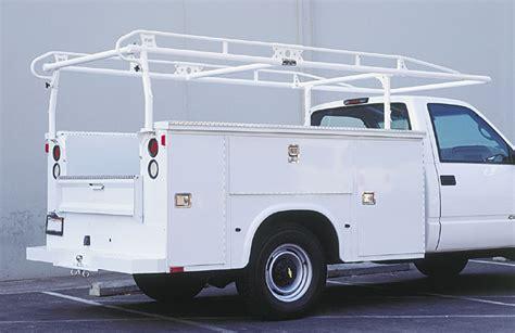 Utility Truck Ladder Racks by Kargo Master Pro Ii Ladder Racks Service