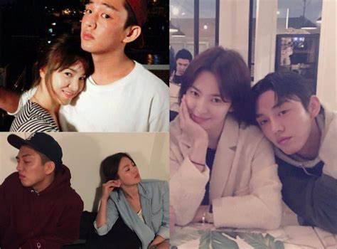 yoo ah in relationship 6 ador 225 veis fotos da vida real song hye gyo e yoo ah in