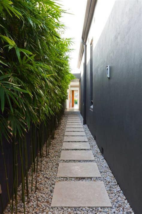 vorgärten gestalten mit kies 1001 beispiele f 252 r vorgartengestaltung mit kies