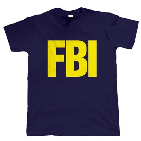 L P Kaos T Shirt Fbi fbi mens t shirt ebay