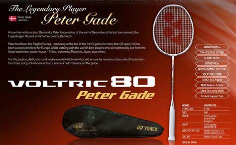 Raket Yonex Voltric 80 Gade yonex voltric my badminton store
